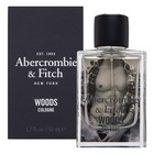 Abercrombie & Fitch Woods Eau de Cologne for men 50 ml