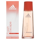 Adidas Fresh Escape Eau de Toilette nőknek 50 ml