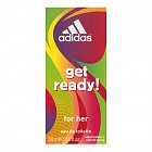 Adidas Get Ready! for Her Eau de Toilette da donna 30 ml