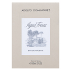 Adolfo Dominguez Agua Fresca Eau de Toilette for men 60 ml