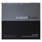 Aigner Black for Man Eau de Toilette bărbați 125 ml