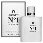 Aigner No.1 Platinum Eau de Toilette for men 100 ml