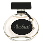Antonio Banderas Her Secret Eau de Toilette nőknek 80 ml