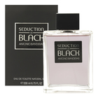 Antonio Banderas Seduction in Black Eau de Toilette da uomo 200 ml