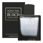Antonio Banderas Seduction in Black Eau de Toilette férfiaknak 100 ml