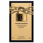 Antonio Banderas The Golden Secret Eau de Toilette da uomo 200 ml