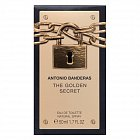 Antonio Banderas The Golden Secret Eau de Toilette for men 50 ml