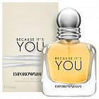 Armani (Giorgio Armani) Emporio Armani Because It's You Eau de Parfum para mujer 50 ml