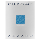 Azzaro Chrome Eau de Toilette bărbați 200 ml