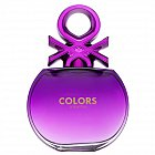 Benetton Colors de Benetton Purple Eau de Toilette femei 80 ml