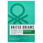 Benetton United Dreams Be Strong Eau de Toilette für Herren 100 ml