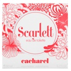 Cacharel Scarlett Eau de Toilette für Damen 80 ml