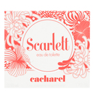 Cacharel Scarlett Eau de Toilette femei 50 ml