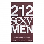Carolina Herrera 212 Sexy for Men Eau de Toilette bărbați 50 ml