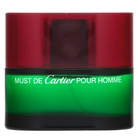 Cartier Must Pour Home Essence Eau de Toilette bărbați 50 ml