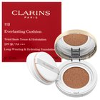 Clarins Everlasting Cushion Foundation 110 Honey langanhaltendes Make-up 13 ml
