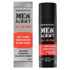 Dermacol Men Agent All in One Anti-Aging Moisturiser After Shave After-Shave-Fluid gegen Hautalterung 50 ml
