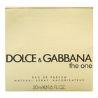 Dolce & Gabbana The One Eau de Parfum femei 50 ml