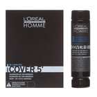 L´Oréal Professionnel Homme Cover 5 Haarfarbe No. 3 Dark Brown 3 x 50 ml