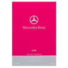 Mercedes Benz Mercedes Benz Rose Eau de Toilette für Damen 90 ml