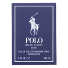 Ralph Lauren Polo Blue Eau de Toilette bărbați 40 ml