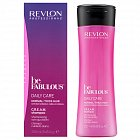 Revlon Professional Be Fabulous Normal/Thick C.R.E.A.M. Shampoo fortifying shampoo for normal to thick hair 250 ml