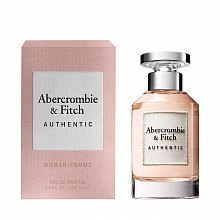 Abercrombie & Fitch Authentic Woman Eau de Parfum femei 10 ml Eșantion