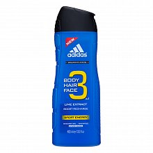 Adidas A3 Sport Energy Shower gel for men 400 ml