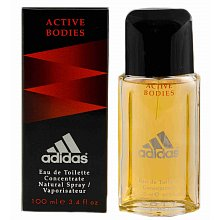 Adidas Active Bodies Eau de Toilette für Herren 100 ml