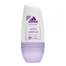 Adidas Cool & Care Soften deodorant roll-on pre ženy 50 ml