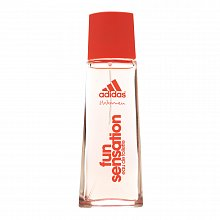 Adidas Fun Sensation Eau de Toilette da donna 50 ml