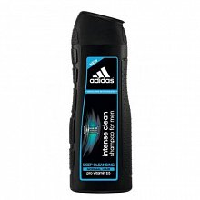 Adidas Intense Clean Shower gel for men 400 ml