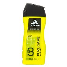 Adidas Pure Game sprchový gel pro muže 250 ml