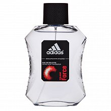 Adidas Team Force Eau de Toilette da uomo 100 ml