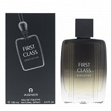 Aigner First Class Executive Eau de Toilette bărbați 100 ml