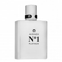 Aigner No.1 Platinum Eau de Toilette bărbați 10 ml Eșantion
