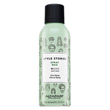 Alfaparf Milano Style Stories Spray Wax Haarwachs für alle Haartypen 200 ml