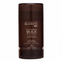 Alterna Bamboo Men Texturizing Wax Style Stick wax for hair the stick 75 ml