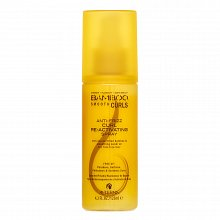 Alterna Bamboo Smooth Curls Anti-Frizz Curl Re-activating Spray sprej pre vlnité a kučeravé vlasy 125 ml
