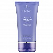 Alterna Caviar Restructuring Bond Repair Leave-in Protein Cream cremă pentru păr deteriorat 150 ml