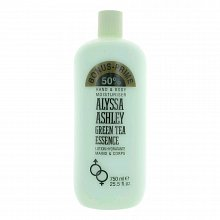 Alyssa Ashley Green Tea Körpermilch für Damen 750 ml