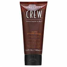 American Crew Matte Styling Cream styling cream for middle fixation 100 ml