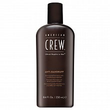 American Crew Trichology Anti-Dandruff + Sebum Control sampon revigorant anti mătreată 250 ml