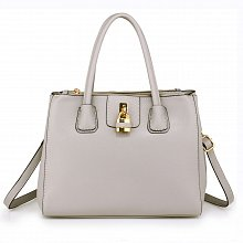 Anna Grace AG00195A handbag tote grey