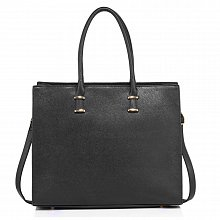 Anna Grace AG00319 handbag shoulder black