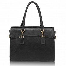 Anna Grace AG00342 handbag tote black
