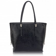 Anna Grace AG00494 handbag shoulder black