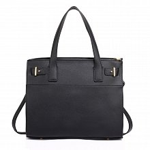 Anna Grace AG00527 handbag tote black