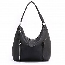 Anna Grace AG00529 handbag tote black