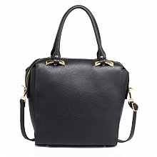 Anna Grace AG00530 handbag shoulder black